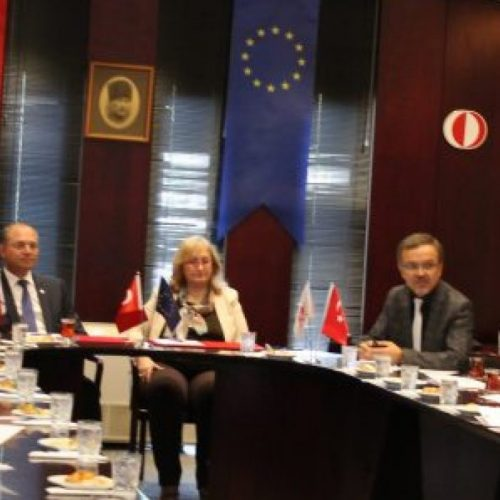 Bilgeiş ve TBD İşbirliği Protokol İmzalama Toplantısı