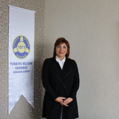 TBD Ankara Şubesi YK Başkanı Nurcan Özyazıcı Sunay ile Söyleşi