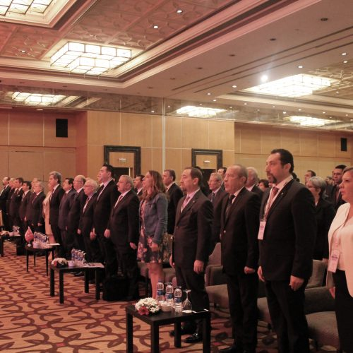 II.Uluslararası Bilişim ve Lojistik Konferansı 25 Mayıs'ta Gerçekleşti
