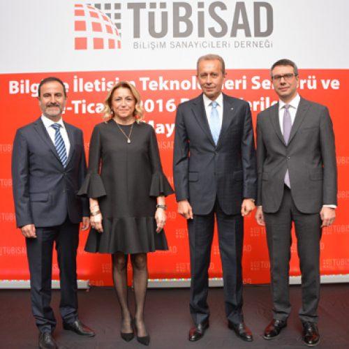 Türkiye Bilgi ve İletişim Teknolojileri Sektörü 94.3 milyar TL büyüklüğe ulaştı