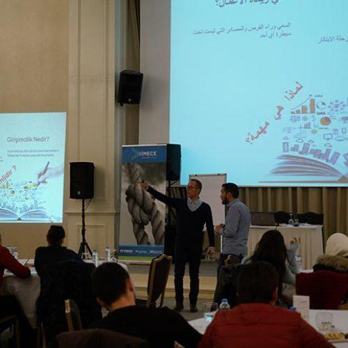 Girişimci Adaylarına Eğitim Verecek Gönüllüler Yetiştirilecek