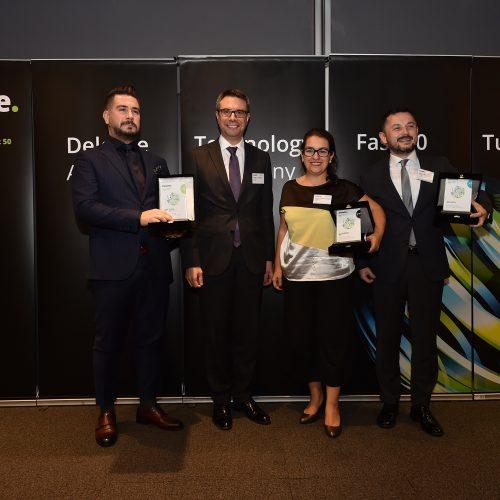 Deloitte, Teknoloji Fast 50 Türkiye 2017'de teknoloji sektörünün öncülerini belirledi