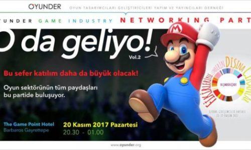 Oyun Dünyası OYUNDER Toplantısında Buluştu