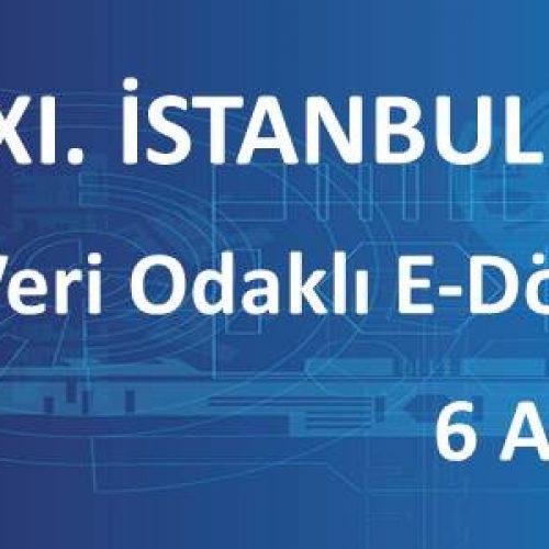 11. İstanbul Bilişim Kongresi 6 Aralık 2017'de