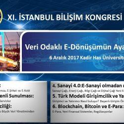 XI. İstanbul Bilişim Kongresi için Geri Sayım Başladı!