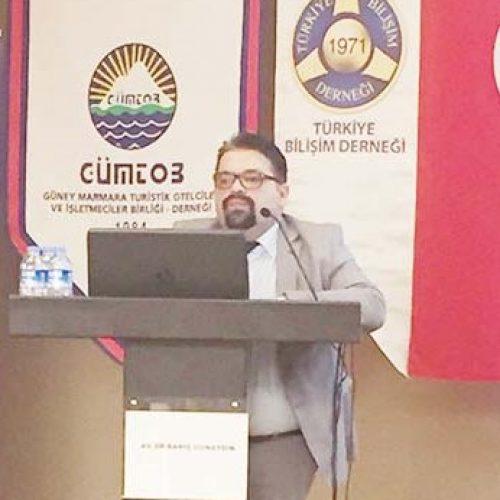 Kişisel Verilerin Korunması Kanunu Çerçevesinde Turizm Sektöründe Karşılaşılabilecek Sorunlar Konuşuldu