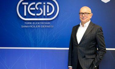TESİD'in Yeni Yönetim Kurulu Başkanı,  Netaş CEO'su C. Müjdat Altay oldu