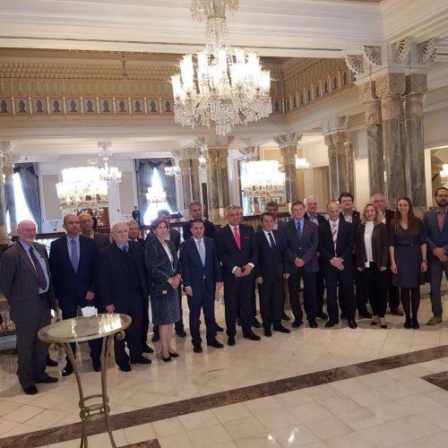 TBD, Avrupa'nın Bilişimde Lider Ülkelerini Türkiye'de Buluşturdu