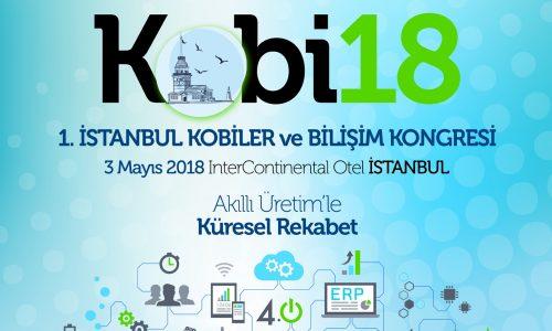 """TBD """"1. İstanbul Kobi'ler ve Bilişim Kongresi"""" Düzenliyor"""
