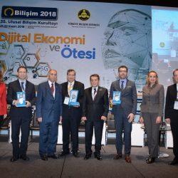 Prof.Dr. Aydın Köksal Bilim Ödülleri Verildi