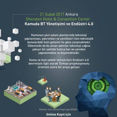 Kamuda BT Yönetişimi ve Endüstri 4.0 Teknoloji Platformu