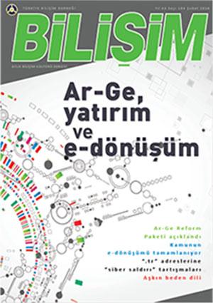 Bilişim Dergisi 164. Sayı