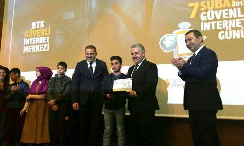 """""""Videonu ÇEK-GÖNDER Yarışması"""" sonuçlandı"""