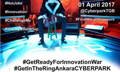 Girişimciler Cyberpark'ya Ringe Çıkıyor