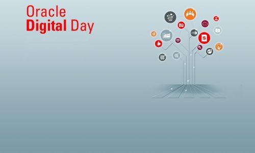 Oracle Digital Day, 16 Şubat 2017 tarihinde Ankara'da Düzenleniyor