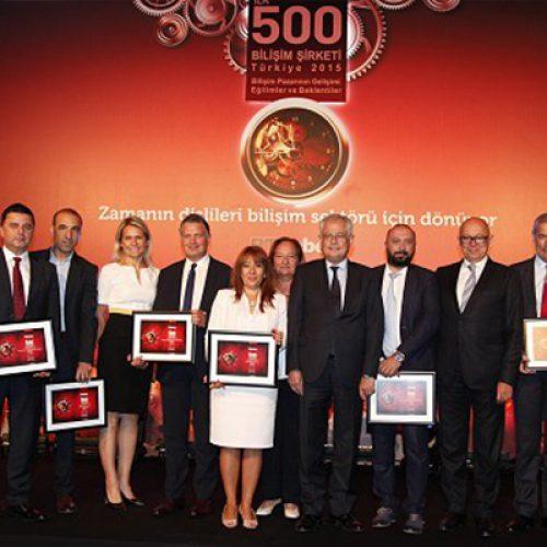 Türkiye'nin en iyi bilişim şirketleri açıklandı