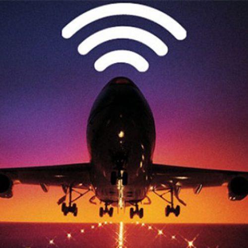 Türkiye'de Havayolu ile Yolculuk Yapan Yolcuların Wi-Fi'a Olan Talebi Gittikçe Yükseliyor