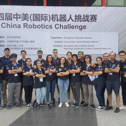 Türk Robot Takımı Dünyanın En İyileri Arasına Girdi