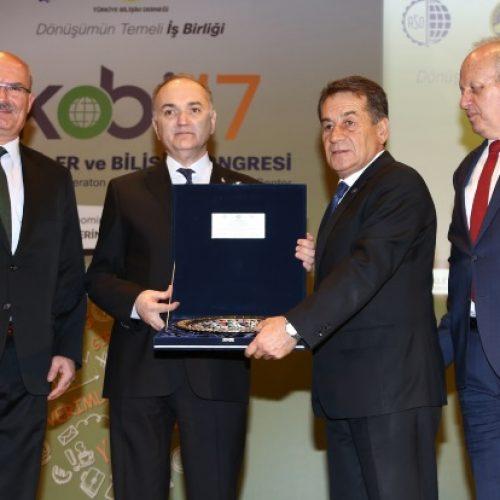 TBD, ASO ve ATO İşbirliği ile 1. KOBİ'ler ve Bilişim Kongresi Gerçekleştirildi