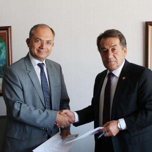 TBD ile Hacettepe Üniversitesi Mezunlar Derneği Arasında İşbirliği Protokolü İmzalandı