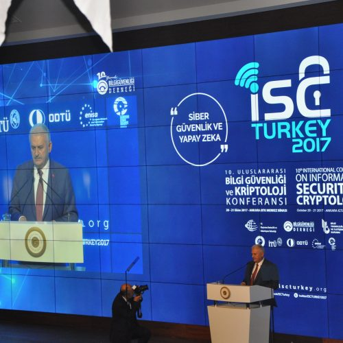 ISC TURKEY 2017 Konferansı'na İlgi Büyüktü!