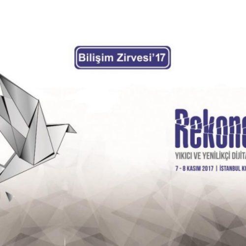 Bilişim Zirvesi'17 REkonomi ile duvarları yıktı, duvarın ardındaki iş ve sosyal hayat 18. Bilişim Zirvesi'nde