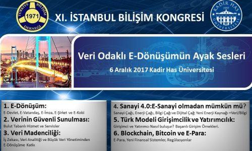 E-GÜVEN, E-Dönüşümün Rolünü İstanbul Bilişim Kongresi'nde Anlatacak