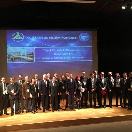 XI. İstanbul Bilişim Kongresi Gerçekleştirildi