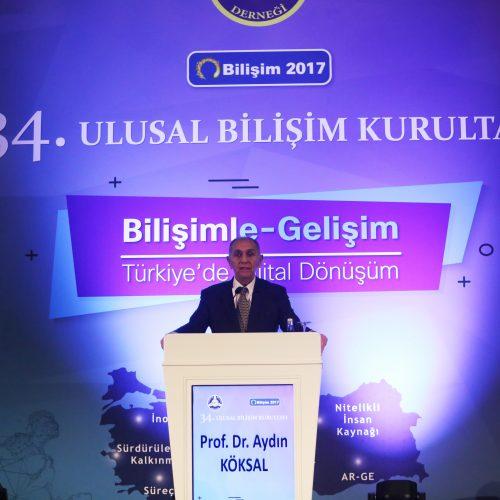 TBD, Prof. Dr. Aydın Köksal Ödüllerinin verileceğini açıkladı