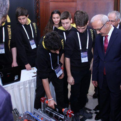 7. TBD Genç Bilişimciler Kurultayı Gerçekleştirildi
