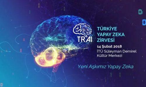 14 Şubat'da Türkiye Yapay Zeka Zirvesi