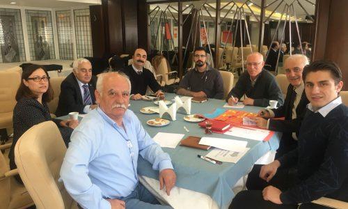 Türkiye'nin Akıllı Robot Politikası ve Gelişim için Çözüm Önerileri Atölye Çalışmasının ilki gerçekleştirildi