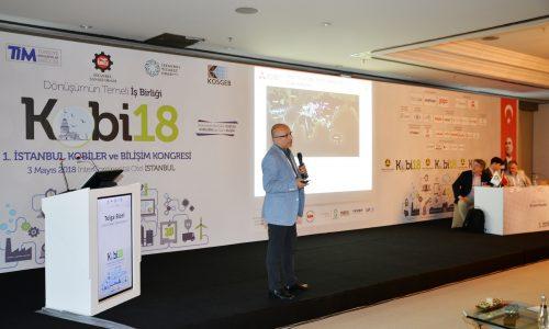 CLPA, KOBİ'ler ve Bilişim Kongresi'nde Sanayi 4.0 ile dijitalleşen üretimde kontrol ve iletişim teknolojisi CC-Link'in önemini anlattı