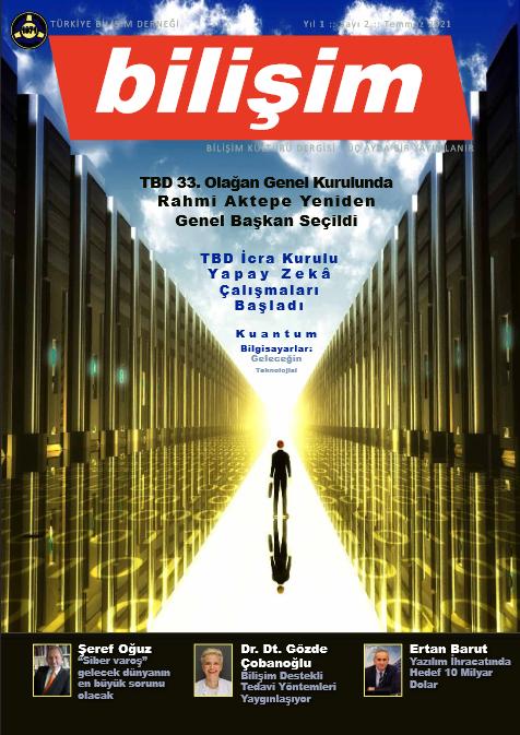 Bilişim Dergisi 2. Sayı